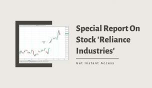 special report on stock reliance